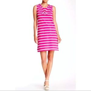 Kate Spade Tropez Rio Striped Dress XS
